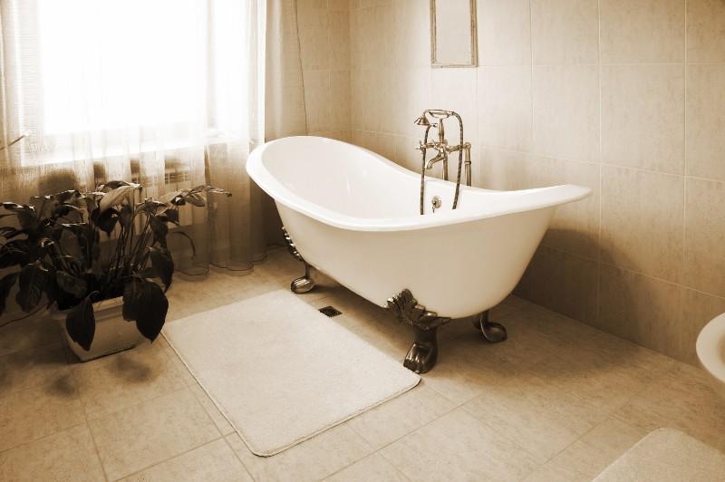 Création de salle de bain à Thiberville