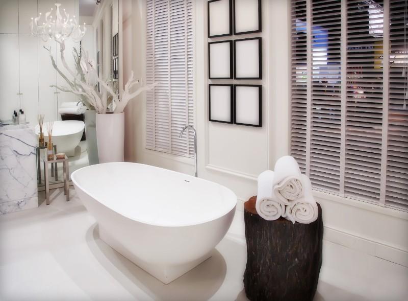 Installation de salles de bains